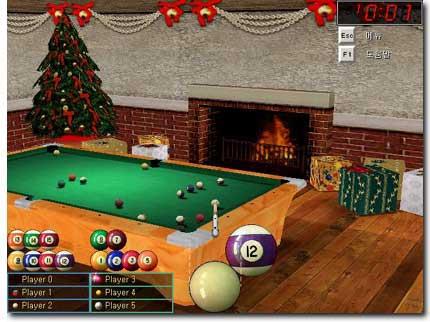 Jogos Online – Sinuca > CAROM 3D