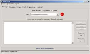 SMS  Free/Grátis para várias operadoras