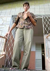 Você conhece o Ninão ? O homem mais alto do Brasil !
