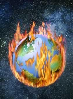 Como evitar o aquecimento Global no planeta Terra