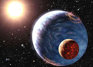 Novo Planeta – Gliese 581 C