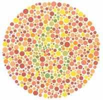 teste daltonico