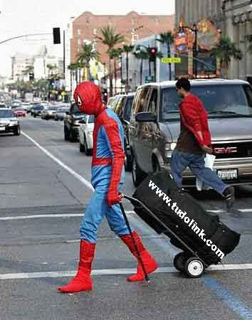 Segredos do novo filme homem aranha 4-Spider men