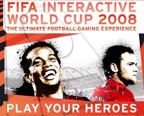 Futebol Virtual-FIFA Interactive World Cup