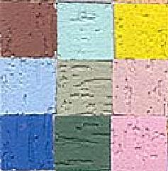 Decoração-Paredes com texturas e grafiatos