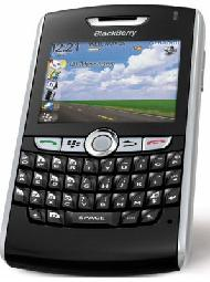 BlackBerry-A moda-onda entre os executivos