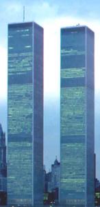 Anos atrás e a queda do WTC-Onde você estava?
