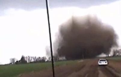 Furacões-Tufões-Tornados e Ciclones