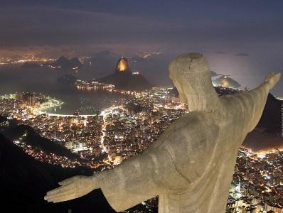 Rio de Janeiro-Cristo Redentor