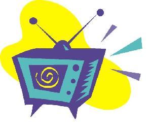 TV LCD e novelas