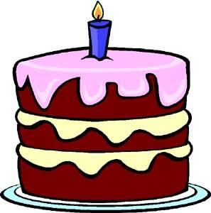 bolo de aniversario