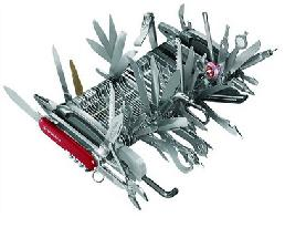 Canivete Suíço mil e uma utilidades