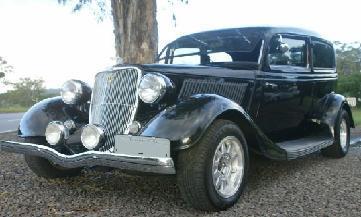 Aluguel de carros antigos para casamento