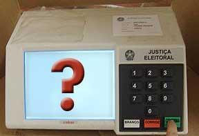 Urna eleitoral votar terceiro mandato