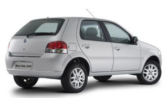 Novo Fiat Palio 2009