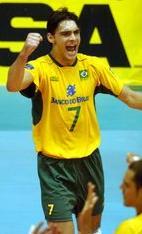 Giba Selecao Brasileira de Volei
