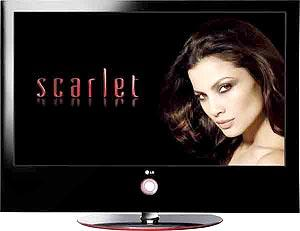 TV Scarlet da LG o televisor mais fino do Brasil