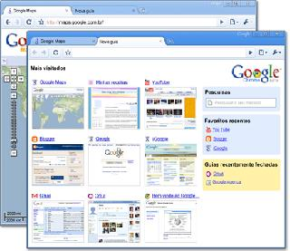 Download do Chrome-Navegador de internet da Google