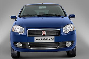 Novo Palio 2010 da Fiat