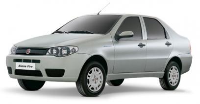 Novo Siena 2010 fire da Fiat