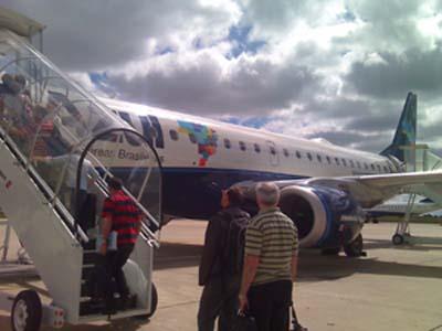 Linhas Aéreas Azul – Comentários sobre esta nova empresa aérea