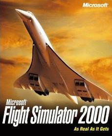 Preciso aprender a jogar flight simulator 2000