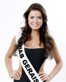 Rayanne Morais favorita a ganhadora do Miss Brasil 2009