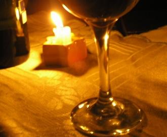Jantar a luz de velas como preparar?