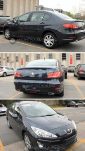 Novo Peugeot 408 2011/2012 preço e fotos Brasil