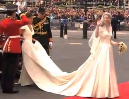 Vestido noiva kate
