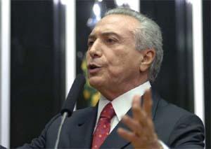 Qual o nome do atual vice-presidente do Brasil