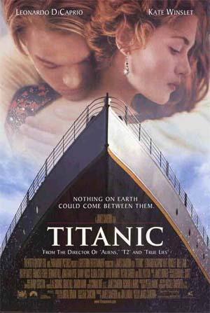 Filme Titanic 3D em 2012