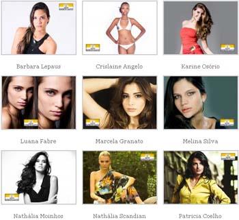 Resultado e vencedora do Miss Espírito Santo 2011 nesta quinta