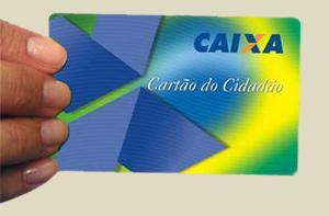 Como fazer cartão cidadão Caixa Econômica Federal