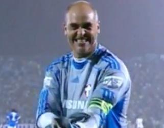 Goleiro Marcos do Palmeiras se aposenta no final de 2011