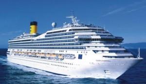 Navios-Vagas para trabalho em cruzeiros 2012