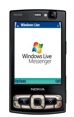 MSN no Celular