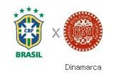 Horário Brasil vs Dinamarca como assistir ao vivo