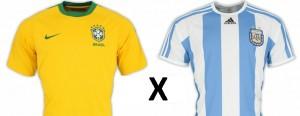 Jogo Brasil e Argentina atrasado e cancelado