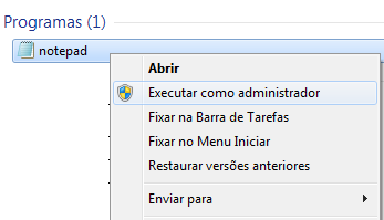 Como editar o arquivo hosts no Windows 7