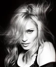 Homenagear Madonna e aparecer no Caldeirão do Huck