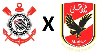 Corinthians x Al Ahly