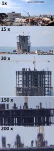 Teste de fotos com zoom digital e analogico da S4500