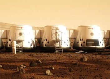 Viagem a Marte 2023-Morar e viver em Marte para sempre