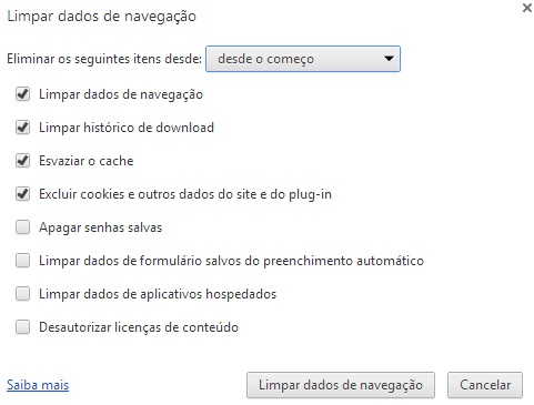 Problemas com o novo chat do Facebook no Chrome