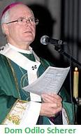 Dom Odilo Scherer-Novo Papa pode ser brasileiro