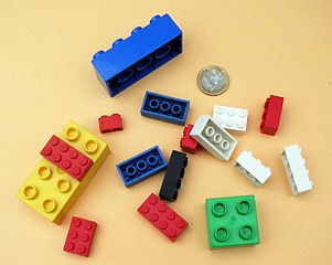 Montando Lego-Gabinete de computador