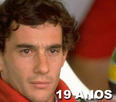 Ayrton Senna – Ainda é pole