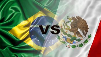 Horário Brasil vs México Copa do Mundo 2014 histórico de jogos