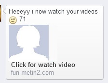 Vírus do facebook Heeeyy i now watch your video fun-metin2.com